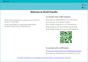 Droid Transfer Crack